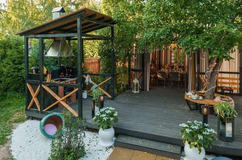 «Алик» - Уютный уголок в яблоневом саду